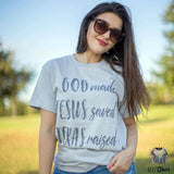 Christian Graphic Tees for Women - mvptshirt