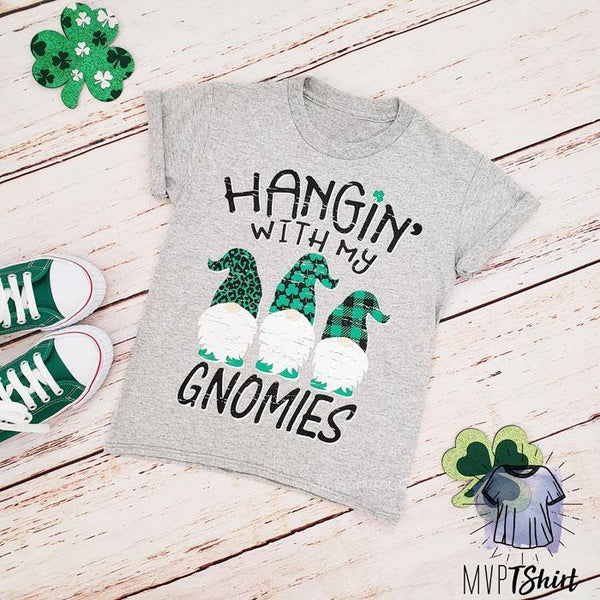 Hangin' With My Gnomies Youth - mvptshirt