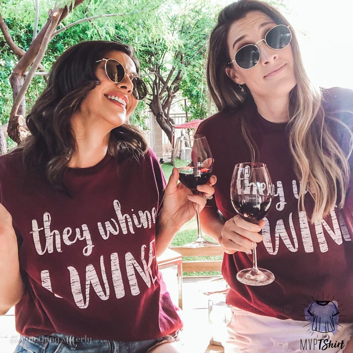 Wine shirt for Mom - mvptshirt