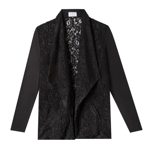 Billy Blazer in Velour Lace - CCH Collection