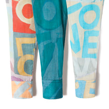 Load image into Gallery viewer, Stand Up Shirt in Love Greens CCHxLOVE