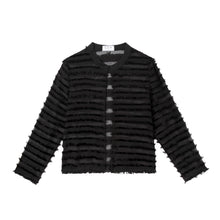 Load image into Gallery viewer, Kenan Jacket in Eyelash Stripe