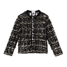 Load image into Gallery viewer, Kenan Jacket in Sequin Eyelash - CCH Collection