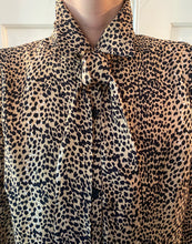 Load image into Gallery viewer, Emerson Fry Frankie Blouse in Little Cheetah