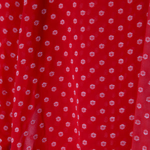 Watson Blouse in Swiss Dot Red