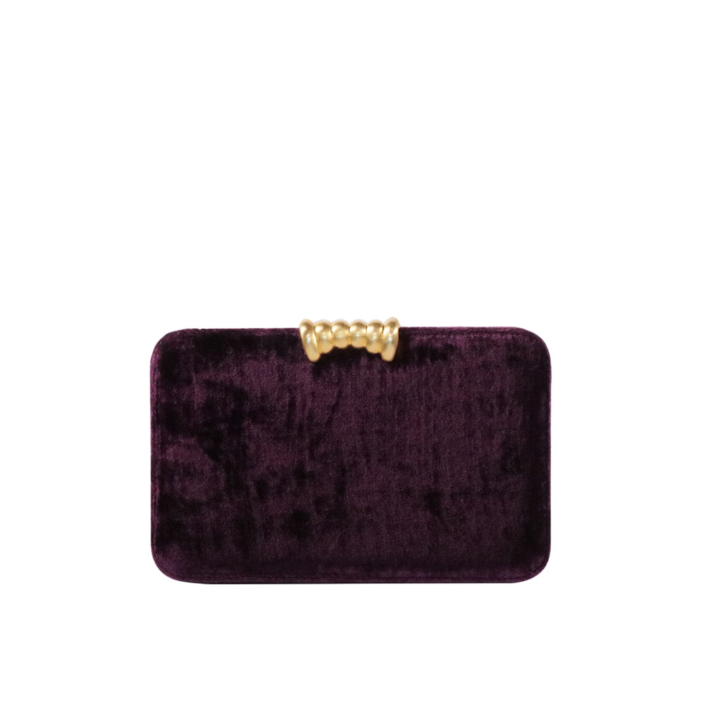 FANGS BOX PURPLE VELVET