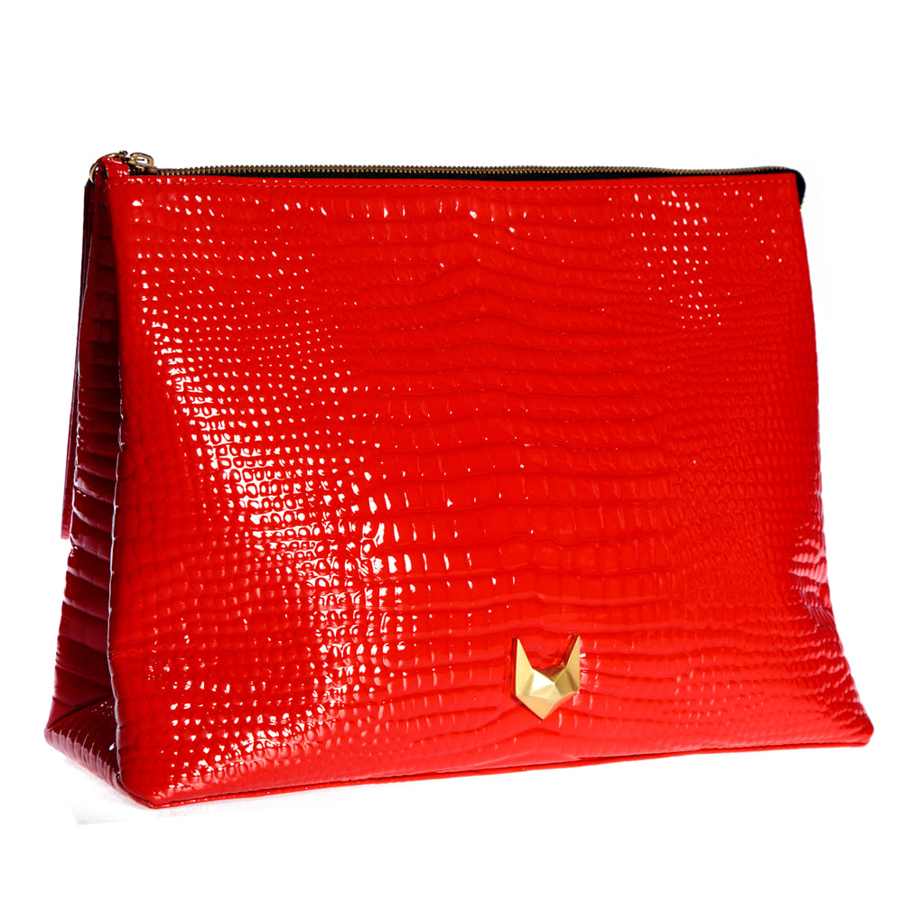 CELINE POCHETTE RED