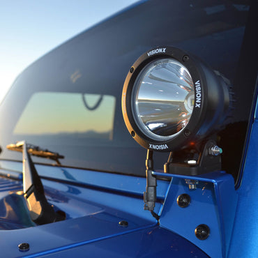 Jeep A-Pillar Lights
