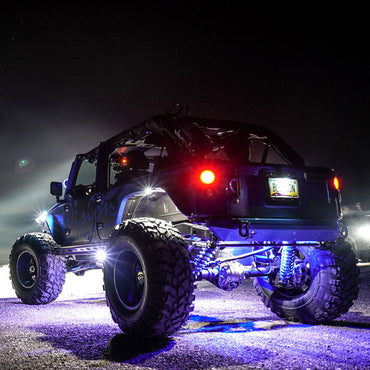 Jeep Accessory Lighting
