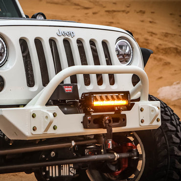 Jeep Bumper Lights