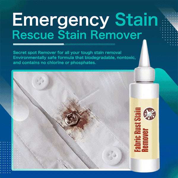 (New Upgrade)Emergency Stain Rescue Stain Remover