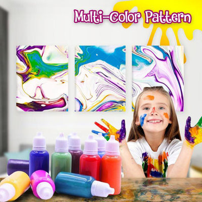 Water-Based Art Paint Set