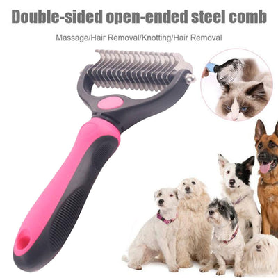PET HAIR REMOVER TOOLS 3 IN 1