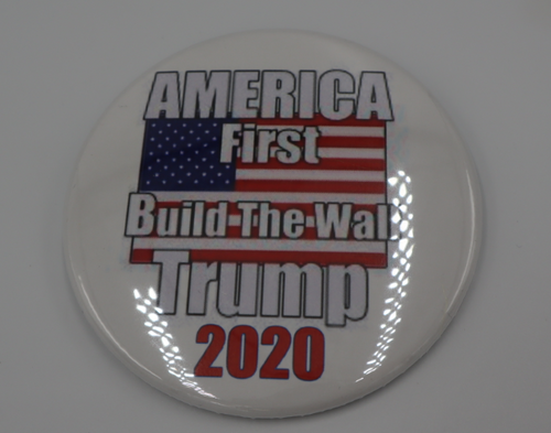 America First Build the wall 3