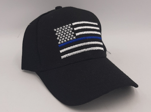 American Police Flag Hat