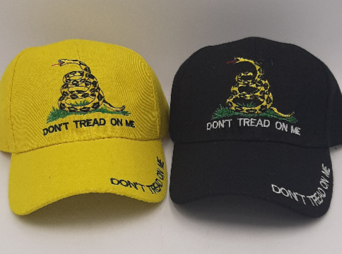 Don't Tread on Me (Gadsden) Freedom Hat