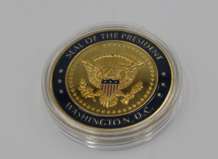 Golden Trump Coin