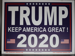 Keep America Great - Trump 2020
