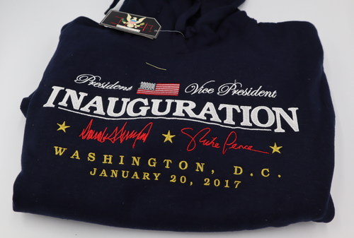 Trump Inaugeration celebration Hoodie