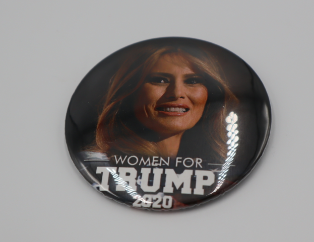 Melania Trump Button 3""