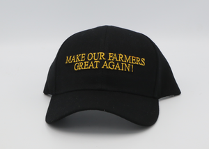 """Make Our Farmers Great Again!"" hat"