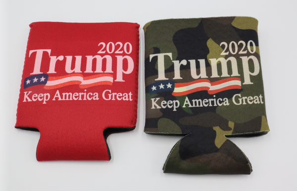 Trump 2020 Drink coozies