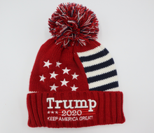 Load image into Gallery viewer, Trump 2020 Winter Hat!
