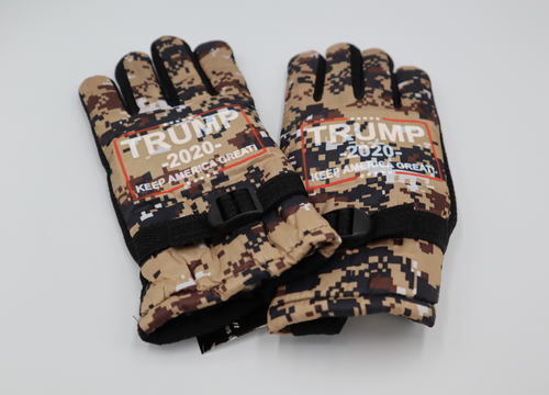 Trump Winter Gloves