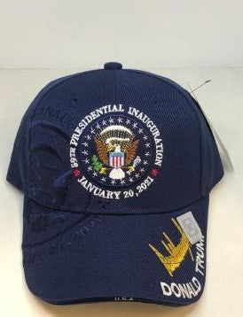 Trump 2020 presidential inauguration signature series hats