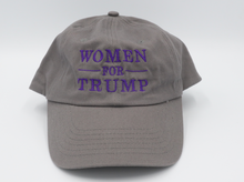 Load image into Gallery viewer, Women for trump hats