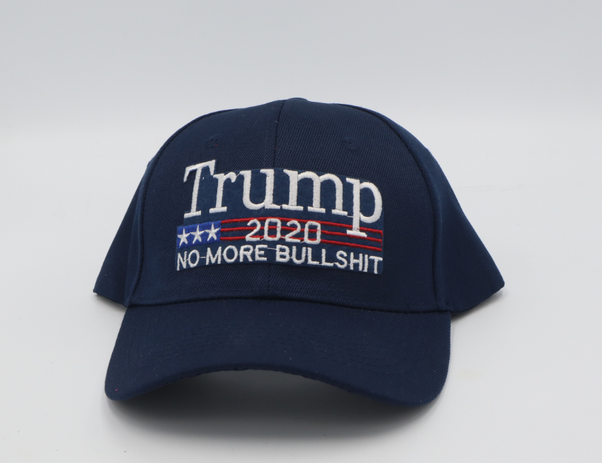"Trump 2020 ""NO MORE BULLSHIT"" Hat"
