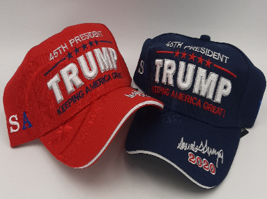 Keeping America Great Trump Hat - Signature Series