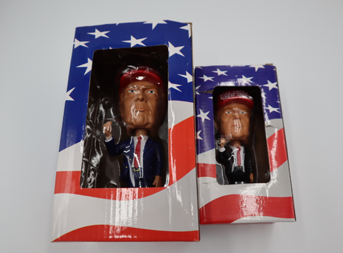 Trump Bobble Head