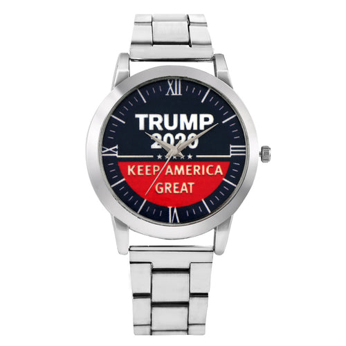 Trump 2020 Wristwatch Keep America Great!