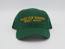 "Load image into Gallery viewer, ""Make Our Farmers Great Again!"" hat"