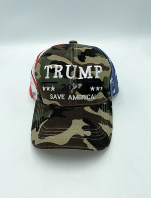 Trump 2024 Save America Hat! (5 different colors)