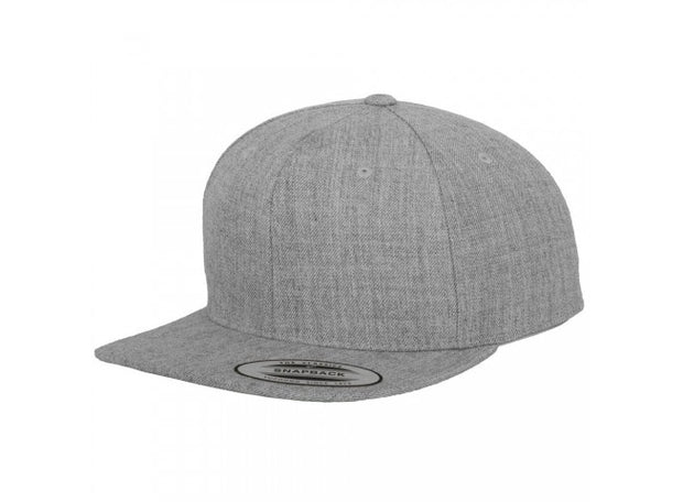 Silver Package : 100 Snapbacks (Embroidery)