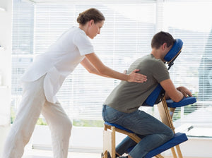 Online Chair Massage course