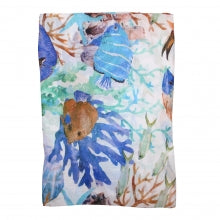 Enhance Ningaloo Scarf Blue