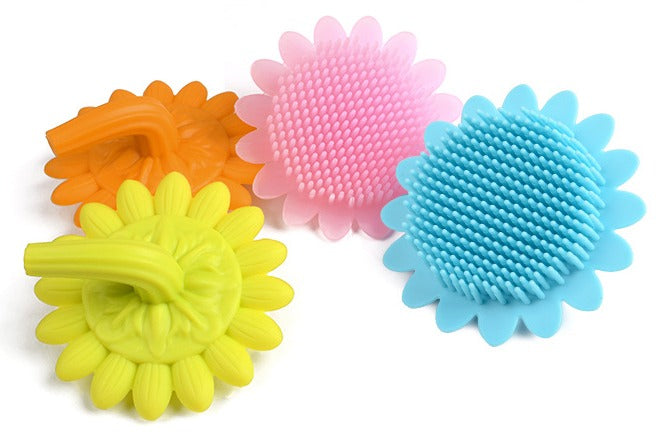 Face & Body Exfoliator Brush