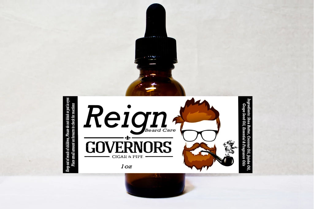 """Governors"" Beard Oil"