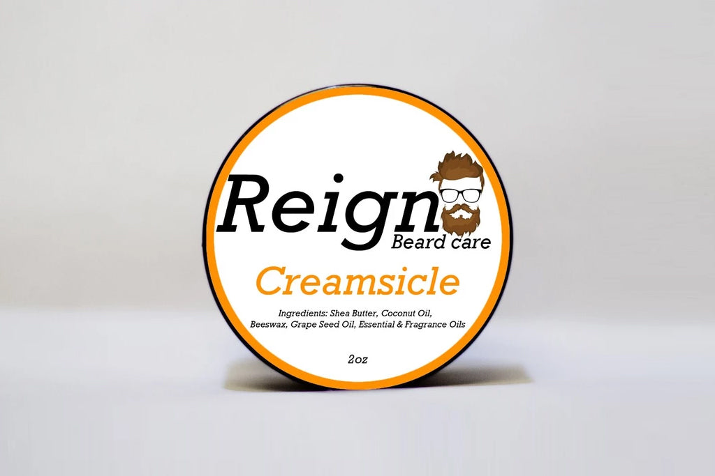 """Creamsicle"" Beard Balm"
