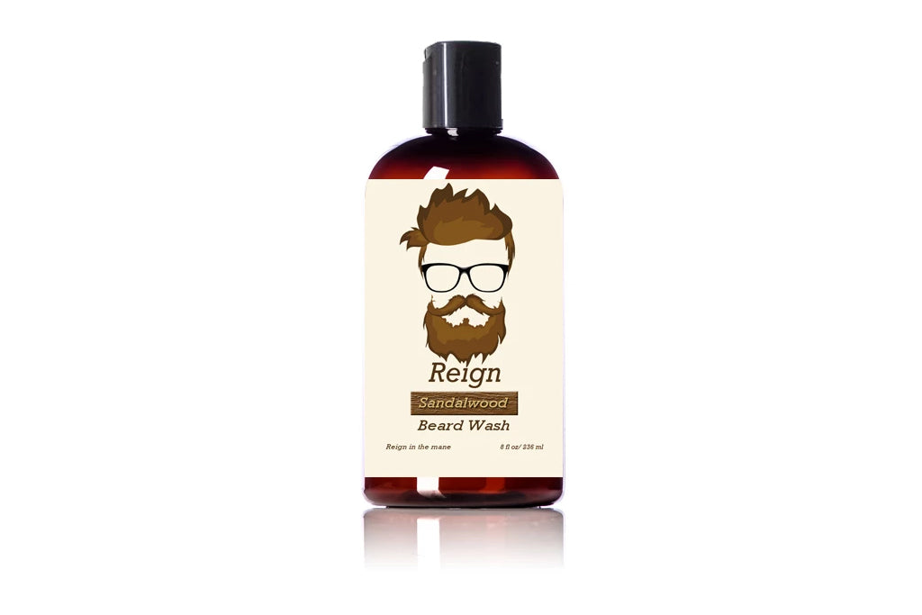 "Reign Beard Wash ""Sandalwood"""