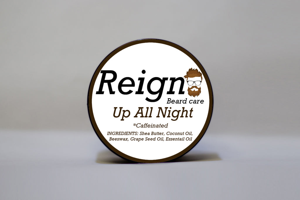 """Up All Night"" Beard Balm"