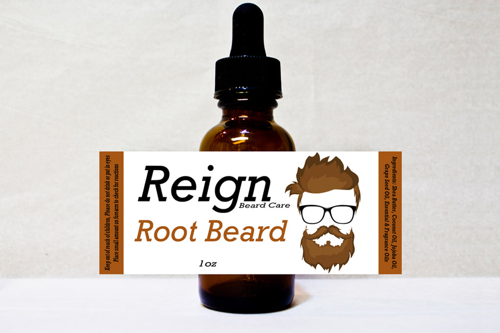 """Root Beard"" Beard Oil"