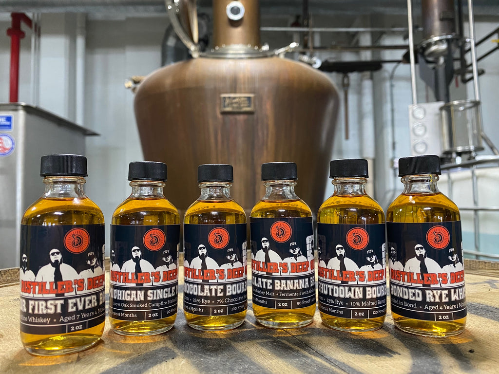 Distiller's Deep Cut Release