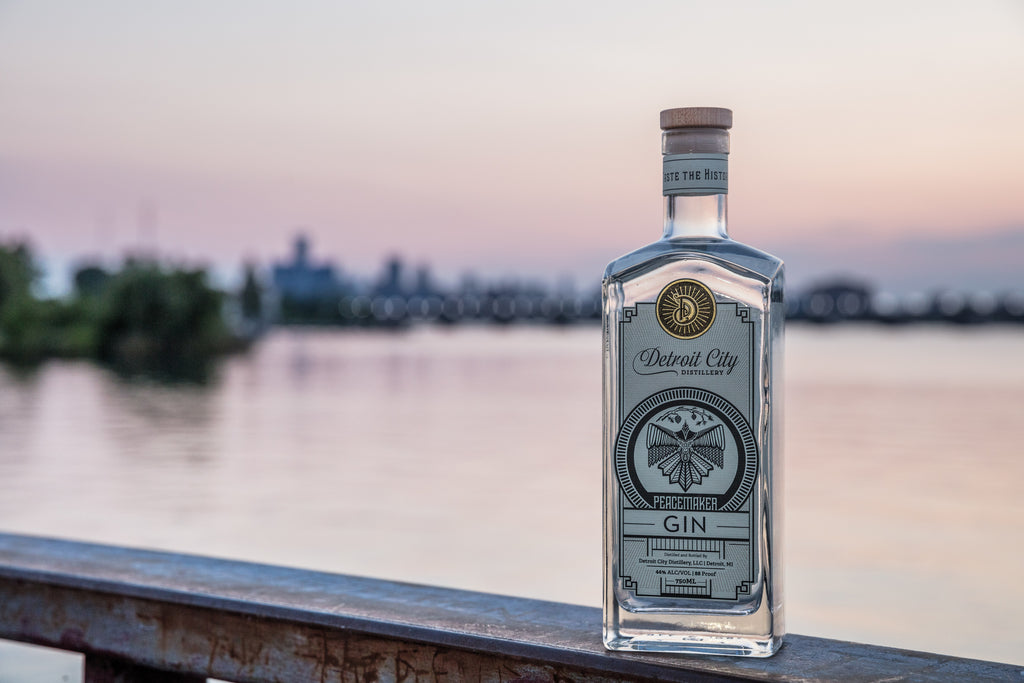 Peacemaker Gin