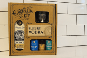 Cocktail Kit - Gilded Age Vodka - FIFTH