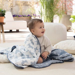 waverly classic muslin dream blanket