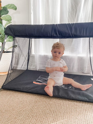 PLAYYARD AND TRAVEL COT